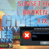 Fixing Broken Cities & Mods in Cities Skylines Sunset Harbor