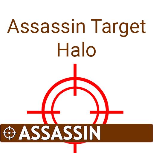 TTT Assassin Halo Target